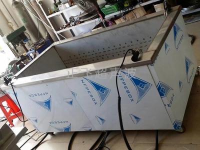 单槽超声波清洗机22